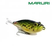Isca Artificial Maruri Deka Bass 80 - 8cm 11,2g