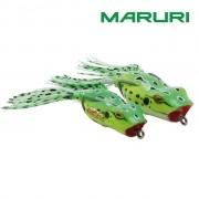 Isca Artificial Maruri Popper Frog 45S