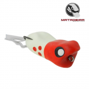 Isca Artificial Matadeira Monster Popper - 6,4 cm 11 gr