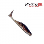 Isca Artificial Monster 3X Slim Shad 3.7