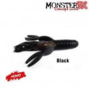 Isca Artificial Monster 3X X-Tube - Embalagem com 05 unidades