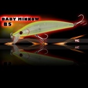 Isca Artificial Sumax Baby Minnow 85