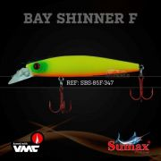 Isca Artificial Sumax Bay Shinner 85 F