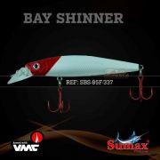Isca Artificial Sumax Bay Shinner 85SP