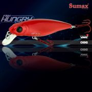 Isca Artificial Sumax Fish Hungry 75F