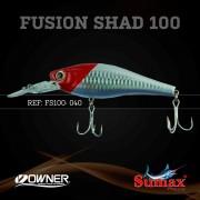 Isca Artificial Sumax Fusion Shad 100