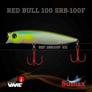 Isca Artificial Sumax Red Bull 100 SRB-100F