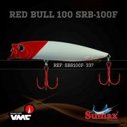 Isca Artificial Sumax Red Bull 75 SRB-75F