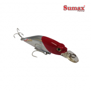 Isca Artificial Sumax Shad Crank 100 SSC-100