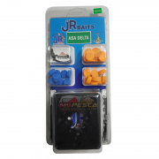 JRBaits Kit Montagem de Anteninha JRPESCA - 903 Asa Delta