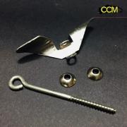 Kit de Hélice + Pitão CCM Ripper - Para reposição ou adaptação