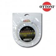 Linha Fluorcarbon Leader Ottoni Platinum FC - Fast Sinking - 10m
