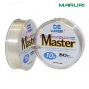 Linha (Leader) Fluorcarbon Maruri Master 50m