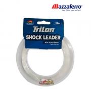 Linha (Leader) Fluorcarbono Mazzaferro Trilon Shock Leader - 50m
