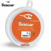 Linha (Leader) Fluorcarbono Seaguar STS Salmon 100yd 15Lb