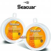 Linha (Leader) Fluorcarbono Seaguar STS Salmon / Trout 100yd 20Lb