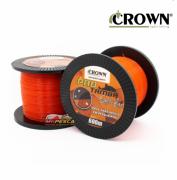 Linha monofilamento Crown Pro Tamba Soft Line 600m - Orange