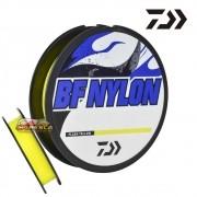 Linha monofilamento Daiwa BF Nylon 300m Flash Yellow - Lançamento