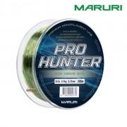 Linha Monofilamento Maruri Pro Hunter 200m - Verde Chá