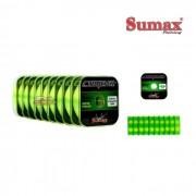 Linha Monofilamento Sumax Combat - 100m - Amarela