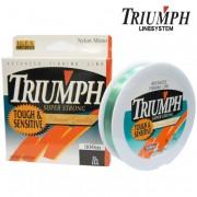 Linha Monofilamento Triumph Super Strong T&S 300m