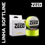 Linha Monofilamento ZEEO Softline Amarela - 300m