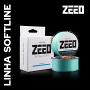Linha Monofilamento ZEEO Softline Azul - 300m
