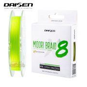 Linha Multifilamento Daisen Midori Braid X8 150m