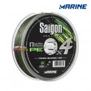 Linha Multifilamento Marine Sports Saigon Pro Line X4 PE 100m