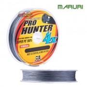 Linha Multifilamento Maruri Pro Hunter 4X - 100 metros