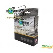 Linha Multifilamento Power Pro Super 8 Slick 15Lb - 300YDS