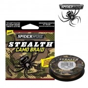Linha multifilamento Spiderwire Stealth SS Camo Braid 300Yds