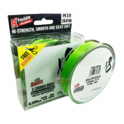 Linha Multifilamento Sufix 8 Carrier Braid 135m - Neon Chartreuse