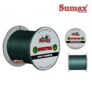 Linha Multifilamento Sumax Spectra Verde - Carretel com 300m