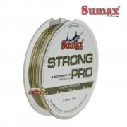 Linha Multifilamento Sumax Strong Pro Yellow Camo - Carretel com 300m