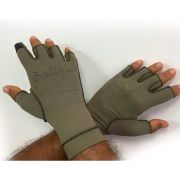 Luva de proteção solar Ballyhoo para pratica de Jig ou Fly 103 Militar