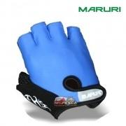 Luva Maruri Meio Dedo ( 5 cortes ) - Shockproof Gloves Blue - WY60650