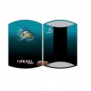Máscara de Proteção Solar Chackal Fishing Bandana Varias Estampada