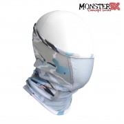 Máscara de Proteção Solar Monster 3X Anatomica Free Comfort