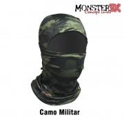 Máscara de Proteção Solar Monster 3X Balaclava Outdoor
