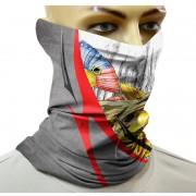 Máscara de Proteção Solar MTK Pipe Atack - 03 Estampas