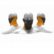 Máscara de proteção Solar Presa Viva MGPESCA Tube Neck - Cinza 01