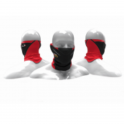 Máscara de proteção Solar Presa Viva MGPESCA Tube Neck - Preta 01