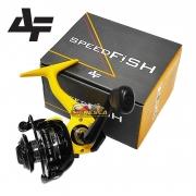Molinete Albatroz Speed Fish 500 - 800 - Amarelo
