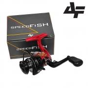Molinete Albatroz Speed Fish 500 - 800 - Vermelho