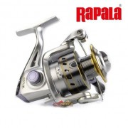 Molinete Rapala Corux 3000 - 4000 - 8000 - 8 Rolamentos