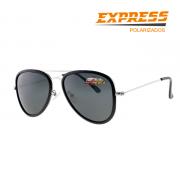 Óculos Polarizado Express Bananal Preto - Garantia de 1 ano