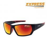 Óculos Polarizado Express Canção Laranja - Garantia de 1 ano