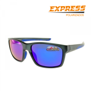 Óculos Polarizado Express Caraiva Azul - Garantia de 1 ano