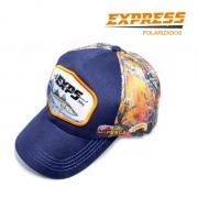 Boné Express  Polarizado Azul EX - 26092